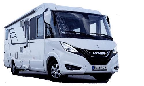 Hymer B-Klasse MasterLine 780