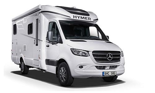 HY-Hymer B MC T 600 White Line Saison 2021