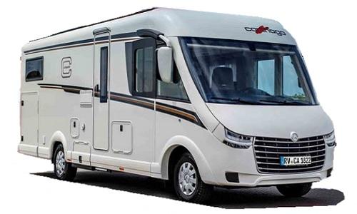 Carthago C-Tourer I 150 QB MB  Saison 2021